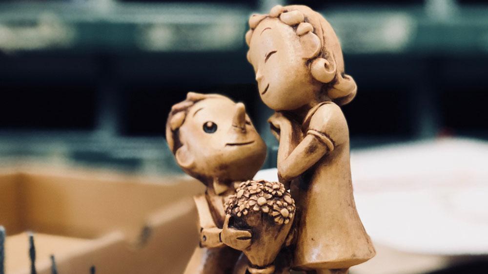 Pinocchio Amore Bartolucci