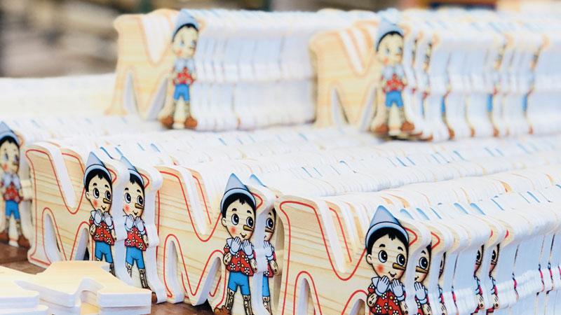 Pinocchio Bartoclucci Incanti