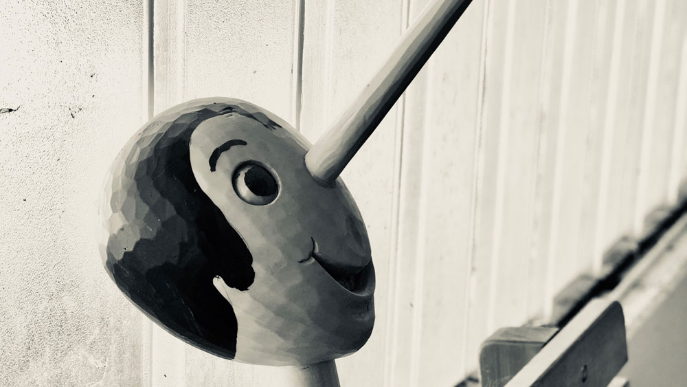 Pinocchio Mondo Bartolucci